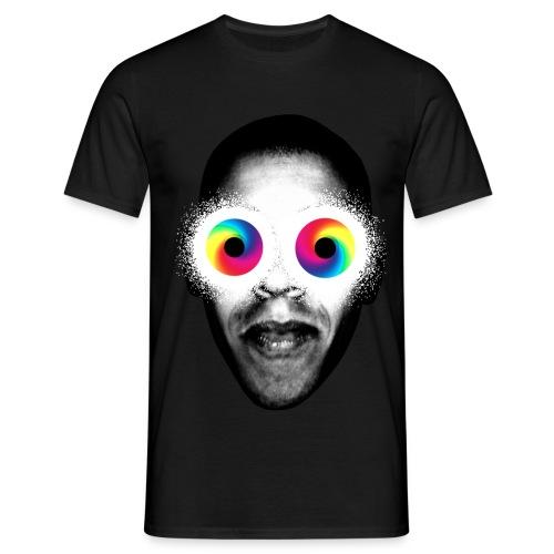 Psykedeliska - T-shirt herr