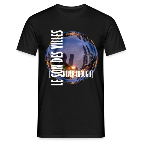 Le Son Des Villes :world - T-shirt Homme
