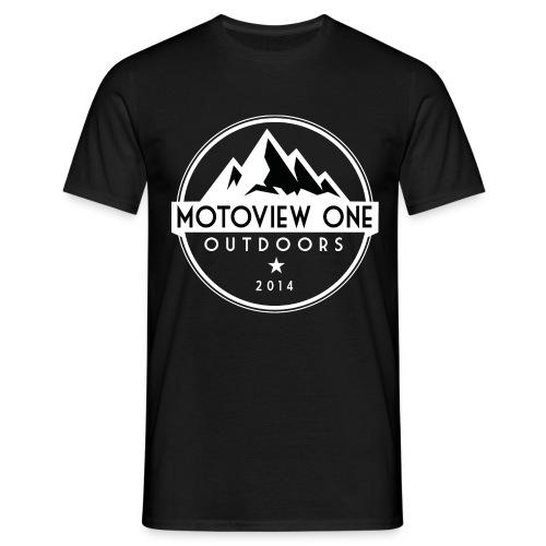 ONEwhite png - Männer T-Shirt