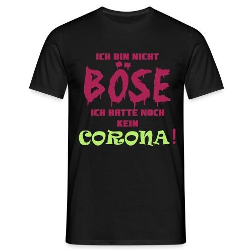 KeinCorona - Männer T-Shirt