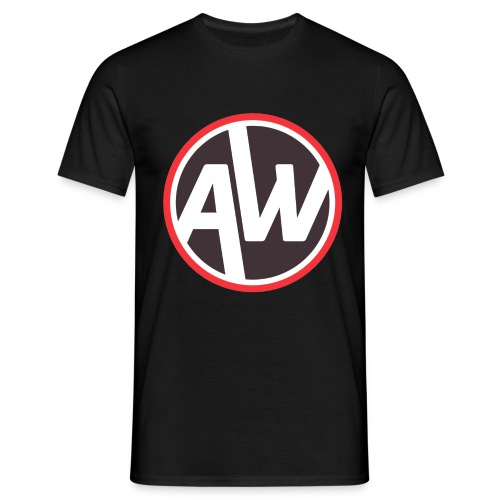 Logo Andy Wheeler - T-shirt Homme