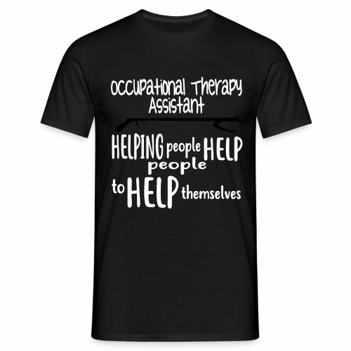 OT Assistant - Men's T-Shirt