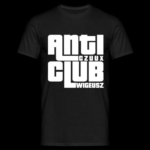 Anti Czuux Wigeusz Club - Koszulka męska