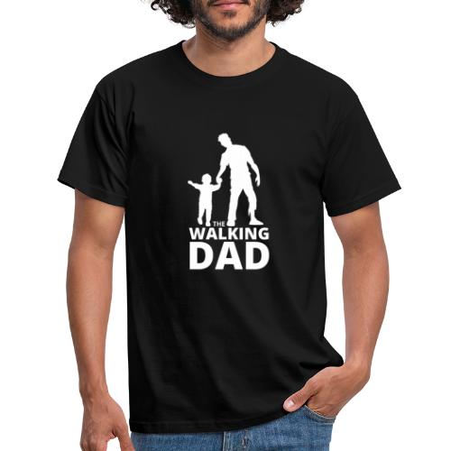 The walking dad - T-shirt Homme