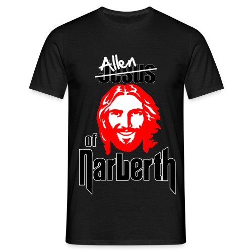 JesusofNarberth - Men's T-Shirt