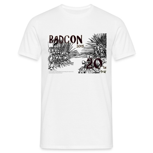 Fitted T-shirt - Men's T-Shirt