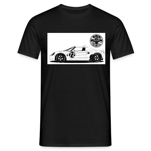 111racing 09 jpg - Men's T-Shirt