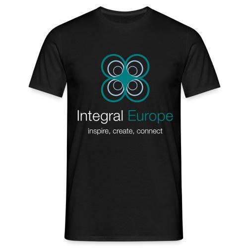 integraleuropelogoblackshirts - Men's T-Shirt