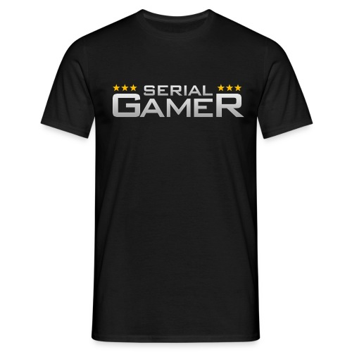 Serial Gamer Light - T-shirt Homme