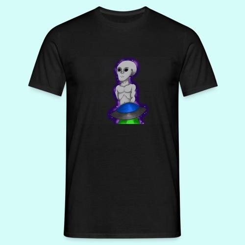L'ovni - T-shirt Homme