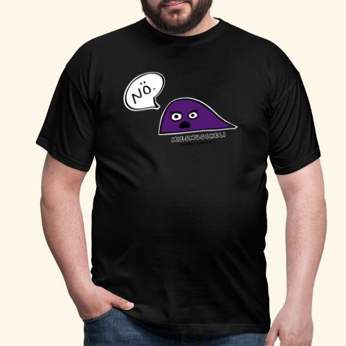 Miesmuscheli Nö. - Männer T-Shirt