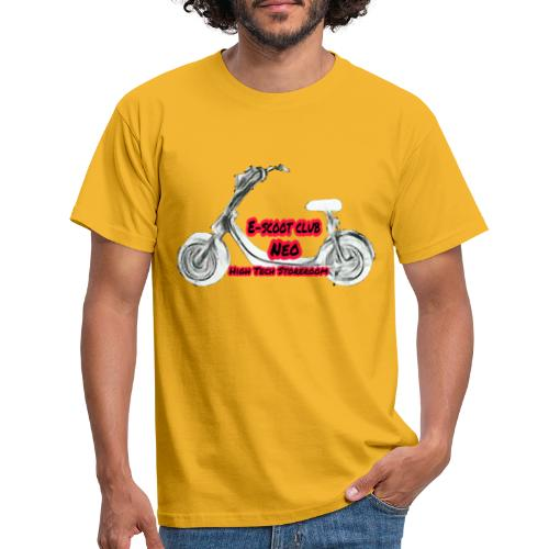 Neorider Scooter Club - T-shirt Homme