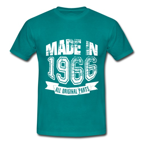 Made in 1966 - Camiseta hombre