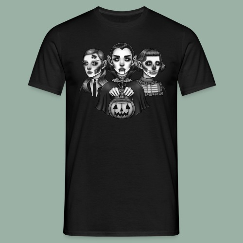 Trick-or-Treat Monsters - Herre-T-shirt