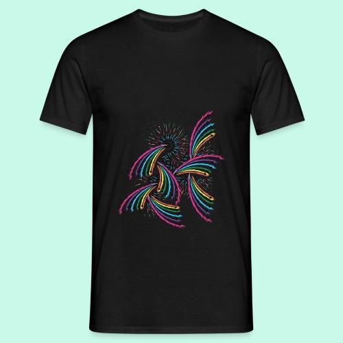 Fuegos de Pluma - Camiseta hombre