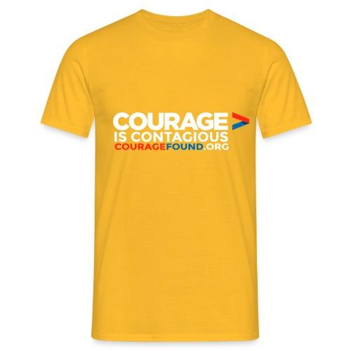 design_3-2_2_white - Men's T-Shirt