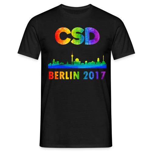 CSD 2017 Berlin - Männer T-Shirt