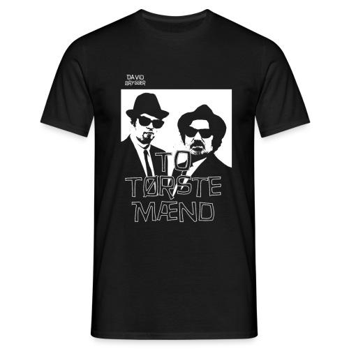 David png - T-skjorte for menn