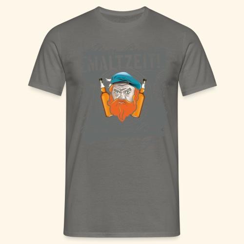 Whisky T Shirt Design Maltzeit - Männer T-Shirt