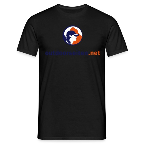 ods_2016_vorne - Männer T-Shirt