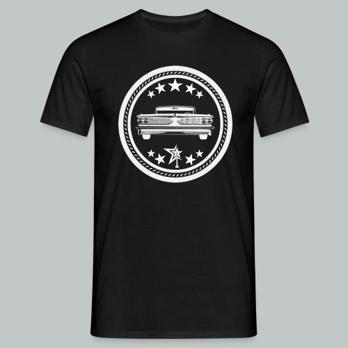 Pontiac Blanco - Men's T-Shirt