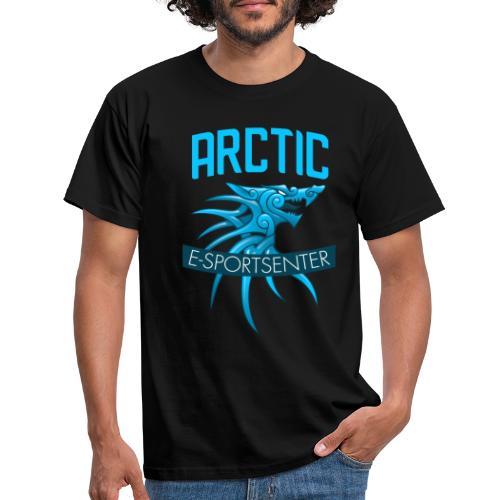 ARCTIC E-SPORTSENTER - T-skjorte for menn