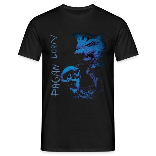 Pagan Lorn Black Wedding - Men's T-Shirt