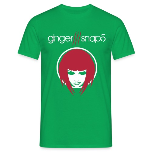 gs5_tshirt_name_face_blac - Men's T-Shirt