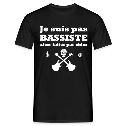 Bassiste - T-shirt Homme