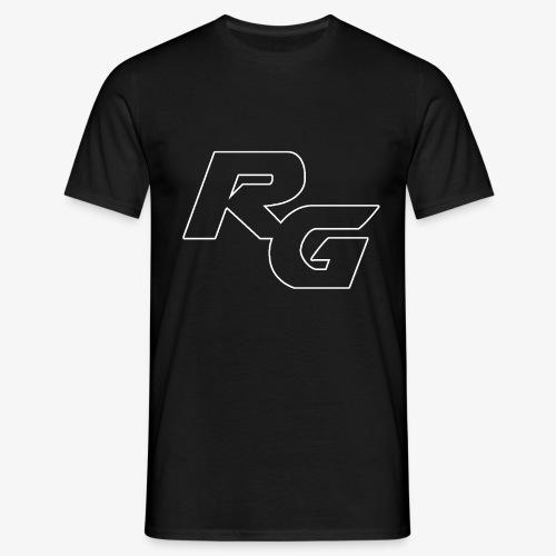 Logo RG Minimal - Maglietta da uomo