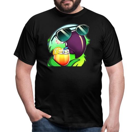 Cool Parrot - Männer T-Shirt