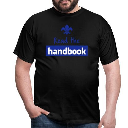 Facebook - T-shirt herr