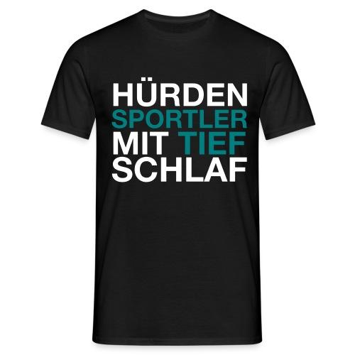 Hürdensportler - Männer T-Shirt