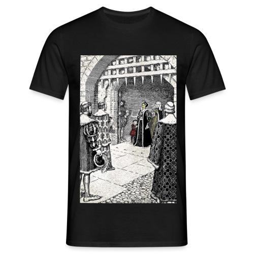 margaret tudor edited1 - Men's T-Shirt