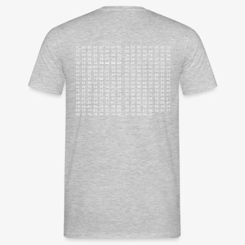 Jan 3rd 2009 - Men's T-Shirt