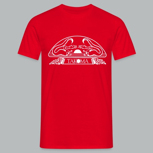 Takoma Records - Men's T-Shirt