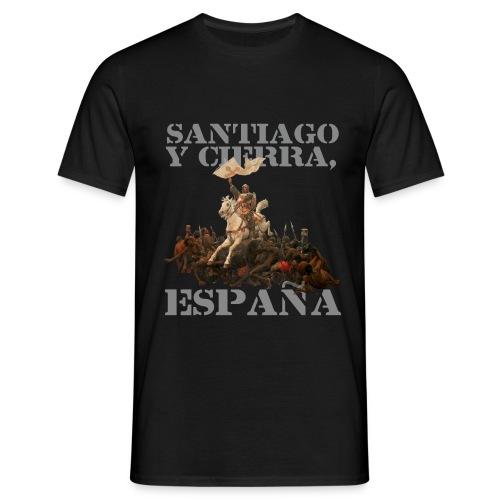 Batalla de Las Navas de Tolosa (Alfonso VIII) - Camiseta hombre