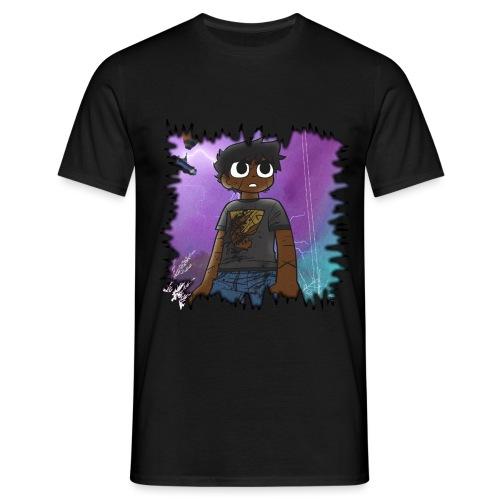 Lanterns Portal - Men's T-Shirt