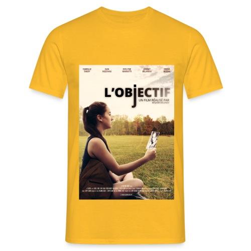 Affiche Film L'Objectif - T-shirt Homme