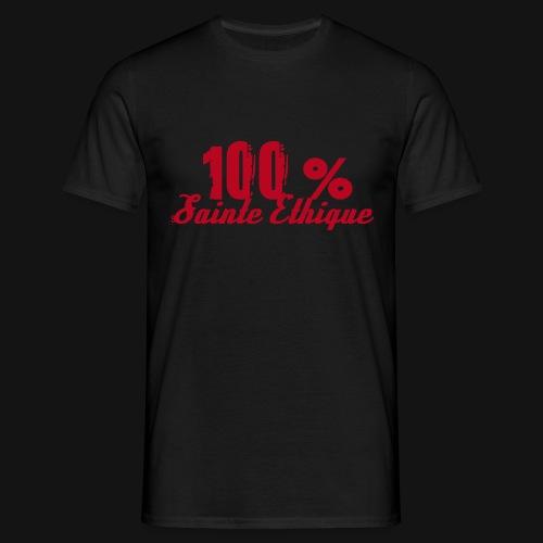 100% sainte ethique - T-shirt Homme