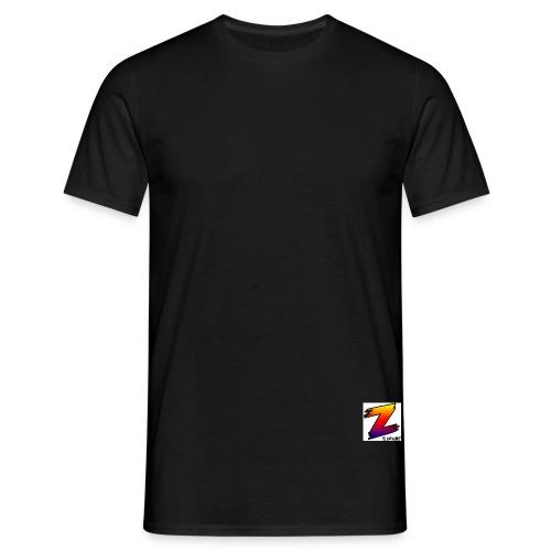 zilogone logo for zilogon - Men's T-Shirt
