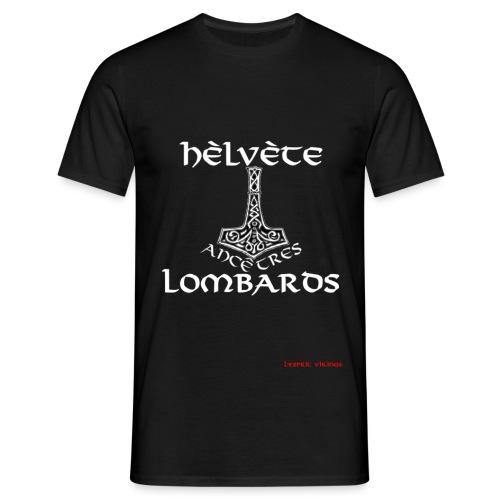 Helvete Anc Lomb - T-shirt Homme