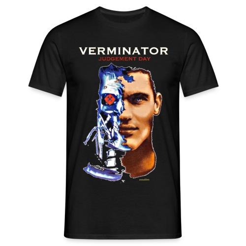 verminatordesign2 - Men's T-Shirt