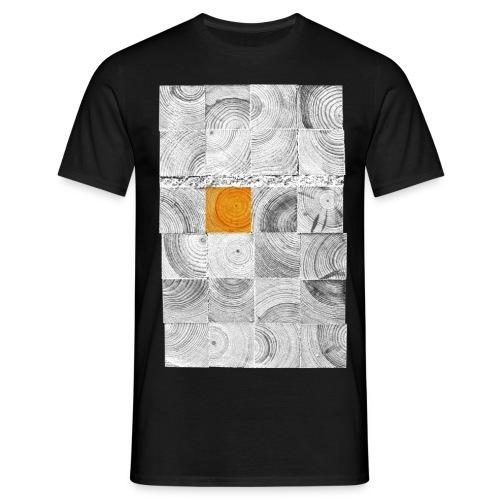 Cubes de Bois - T-shirt Homme