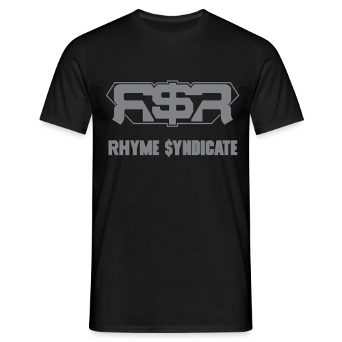 R$R WHITE USE_9new-Final - Men's T-Shirt