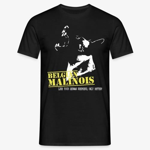 K9 Malinois - Männer T-Shirt