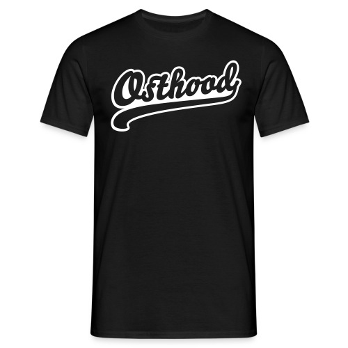 osthood swing outline - Männer T-Shirt