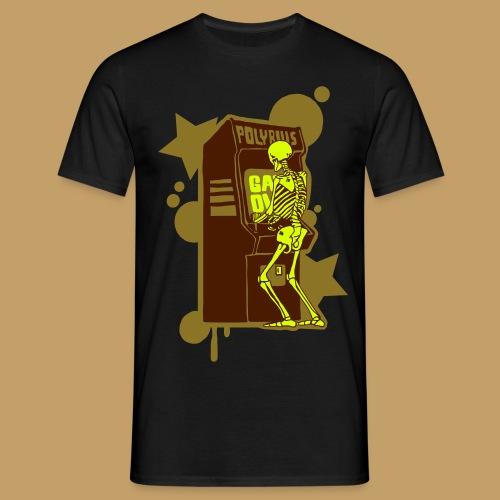 Hi-Score Gold and Neon - Koszulka męska