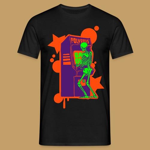 Hi-Score: Crazy Neon - Koszulka męska