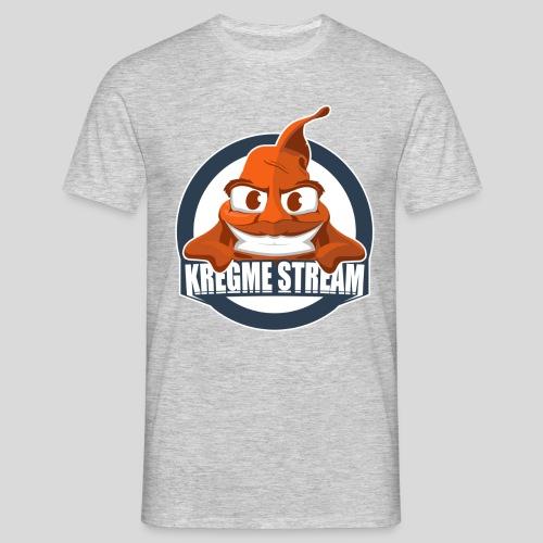 Kregme Stream - Herre-T-shirt
